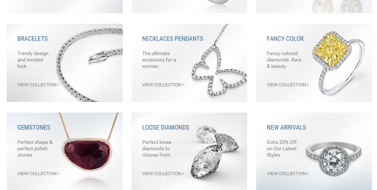 Blankitny Jewelry and Diamonds